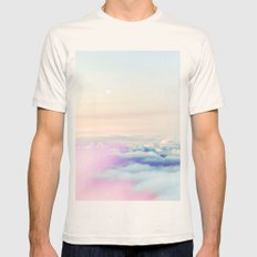 Magical Sky #society6 #d… Mens Fitted Tee Natural SMALL