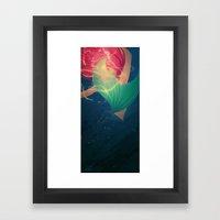 Now - sing Framed Art Print
