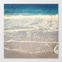 WAVES III Canvas Print