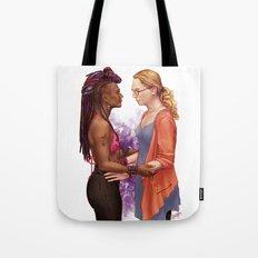 Amanita And Nomi Tote Bag
