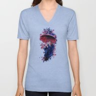 Gene Kelly Unisex V-Neck