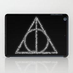 Spells iPad Case