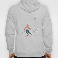 Sports d'hiver Hoody