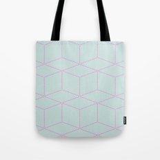cube! Tote Bag