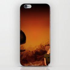 Forgotten sunrise iPhone & iPod Skin