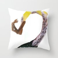 ARC OF LOVE Throw Pillow