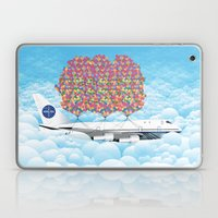 Happy Plane Laptop & iPad Skin
