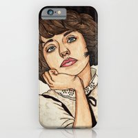 iPhone & iPod Case featuring Kimbra by Daniel Cash