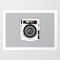 1 kHz #12 Art Print
