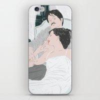 Coco Chanel & Igor Stravinsky iPhone & iPod Skin