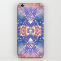 LAVENDER HALO iPhone & iPod Skin