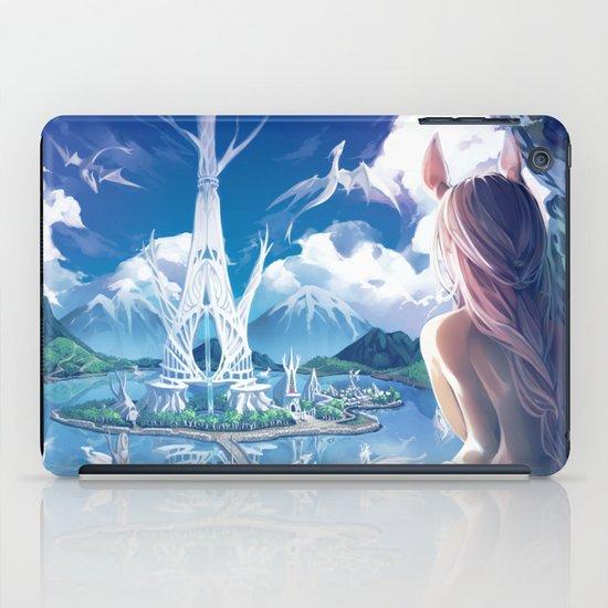 Lilandra iPad Case