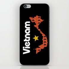 Vietnam, Come for Peace iPhone & iPod Skin