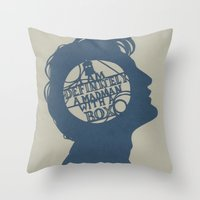 Trust Me... Throw Pillow