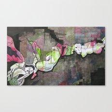 Mind Warp  Canvas Print