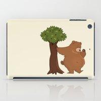 Bear and Madrono iPad Case