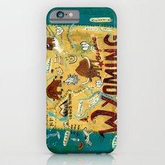 WYOMING iPhone 6s Slim Case