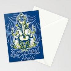 Spiritual healer  Stationery Cards