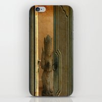 Leave The Door Opened iPhone & iPod Skin