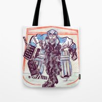 Playoff Beards Tote Bag