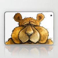 Beary Sorry. Laptop & iPad Skin