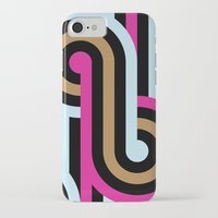 infinity iPhone & iPod Cases featuring Infinity by Michelle Nilson