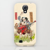 Galaxy S4 Cases featuring Metaruu! by Rudy Faber