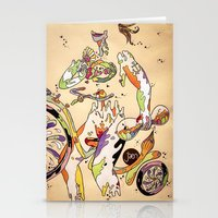 That Bike Ain't Gonna Ri… Stationery Cards