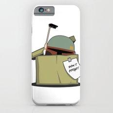Boba Fett BOX iPhone 6 Slim Case