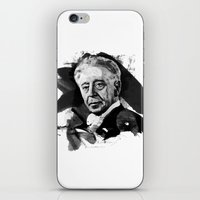 Arthur Rubinstein iPhone & iPod Skin