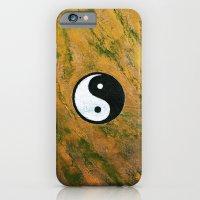 Yin Yang Stone iPhone 6 Slim Case