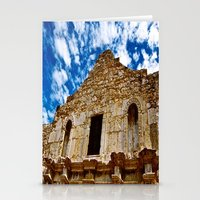 Remember The Alamo! Stationery Cards