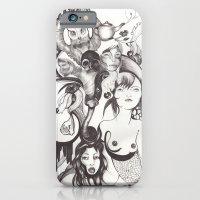 iPhone & iPod Case featuring Imaginación by Raül Vázquez