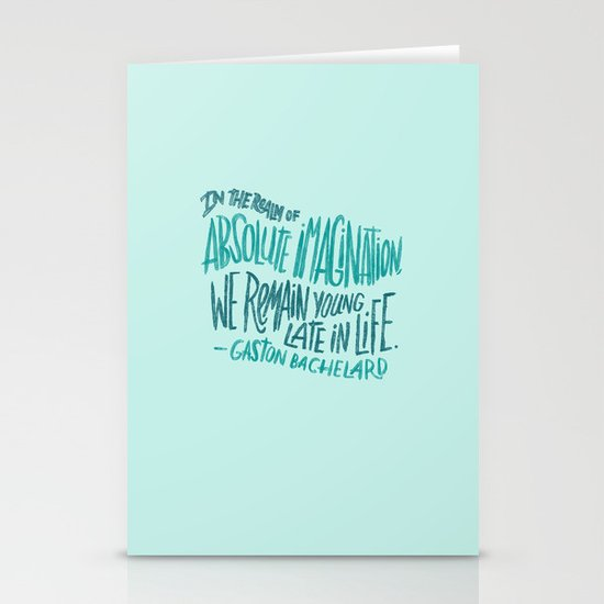 Absolute Imagination Stationery Card