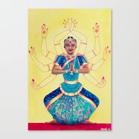 Alapadma Canvas Print