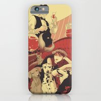 iPhone & iPod Case featuring Who do you think? by SPYKEEE