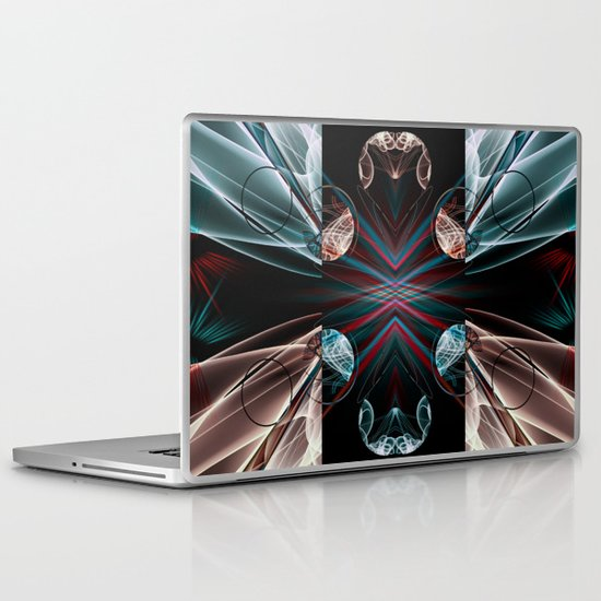 Atomize Laptop & iPad Skin