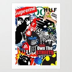 decals Art Print