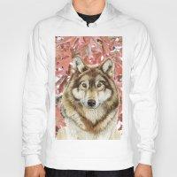Wolf_leaves Hoody
