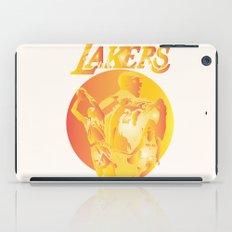 Lakers iPad Case