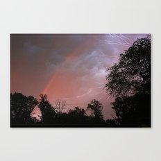Splinter Canvas Print