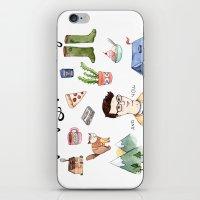 Favorite Things iPhone & iPod Skin
