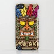 Aku-Aku (Crash Bandicoot… iPod touch Slim Case
