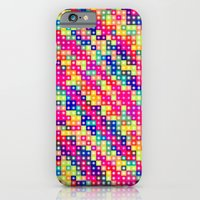 iPhone & iPod Case featuring Pixels by Sproot