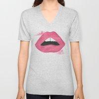 Read My Lips Unisex V-Neck