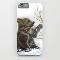 bear cub iPhone 6 Slim Case