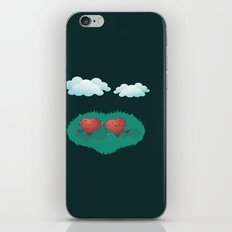 Hearts in the Clouds iPhone & iPod Skin