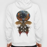 Planet Lives The Fear Hoody