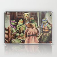 The Pizza Eaters Laptop & iPad Skin