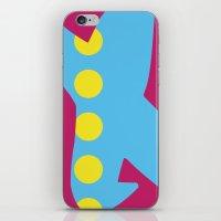 Aero I iPhone & iPod Skin